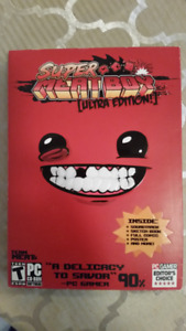 pc game super meatboy ultra edition  $10