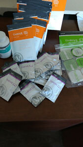 Thrive Free I have left over packages