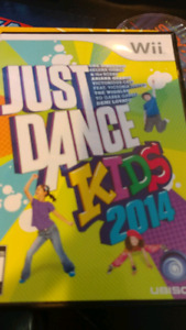 Just Dance Kids 2014 Wii Wii U