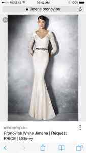 Never worn Jimena Wedding gown by Pronovias