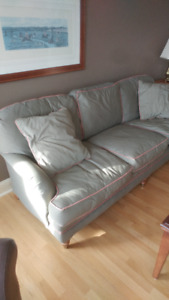 Couch and Loveseat/Sofa