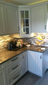 Parsons Cabinets / Kitchen Cabinets, Refacing,Remodelling Windsor Region Ontario image 5