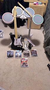 Wii- Rockband