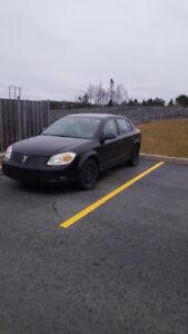 2006 Pontiac Pursuit Sedan
