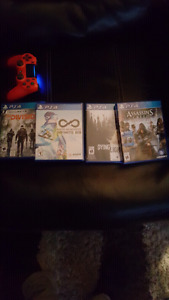 Ps4 games for sale $60 take all