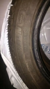 4 Michelin X-ICE tires for sale