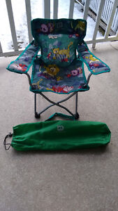 Outbound toddler camp chair