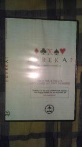 DVD EUREKA, ANY CARD AT ANY NUMBER, ACAAN, (MAGIE)