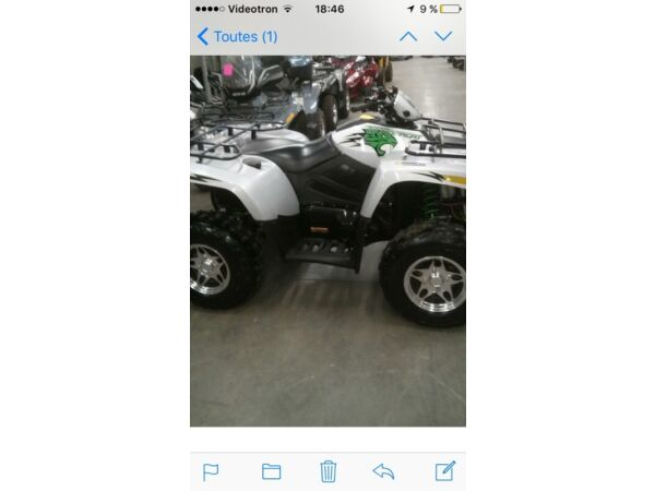 Used 2008 Arctic Cat thundercat