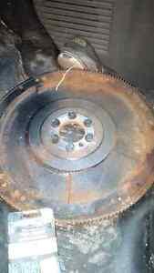 Mercruiser flywheel 50$   with bolts