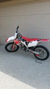 2010 fuel Injected Honda Crf250r