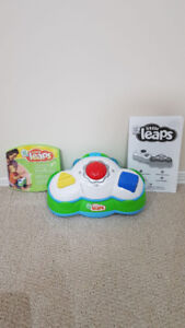 Leap frog grow with me learning system