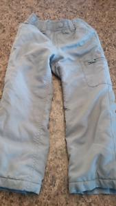 Boy or Girl 4T grey snowpants
