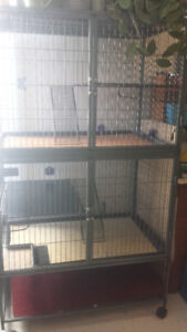 Two Story Ferret Nation / Critter Nation Cage