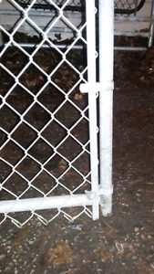 Galvanized fencing 5ft high x 100 ft 9g $160