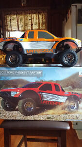 FORD VATERRA 4X4 1/10 SCALE BRUSHLESS R.C TRUCK