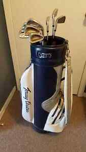 Tommy Armour 845S Oversized Irons with Armour bag + extras