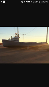 LOOKING FOR FISHING BOAT