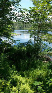 NOVA SCOTIA 25 ACRE LAKEFRONT LOTS FOR SALE