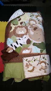 literie pour couchette cuddletime by balulu  jungle