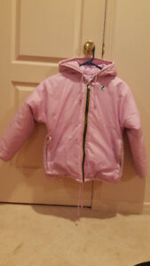 Girls' Kway winter coat in Perfect condition (size 10)