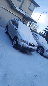 2001 bmw x5 3.0 going for $2900 with 270kms
