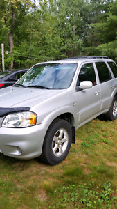 06 Mazda tribute fwd