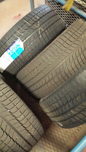 Michelin x-ice 245/45r18