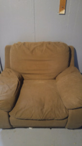 Living room chair.
