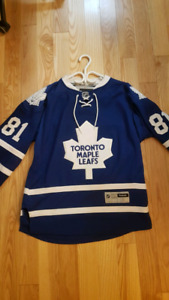 Authentic Toronto Maple Leafs Jersey - Phil Kessel