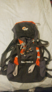 Lowe alpine hiking bag