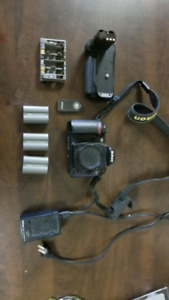Nikon D80 DSLR and accessories