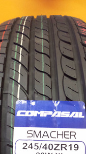 "19"" BRAND NEW ALL SEASON TIRES SALE. AMAZING PRICES!!!"