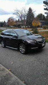 **** 2014 Acura MDX ELITE PACKAGE/DVD/TV ****