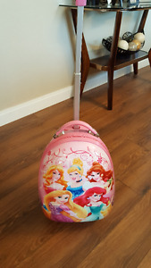 DISNEY PRINCESS HARD SHELL SUITCASE