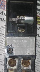 Obselete general electric breakers
