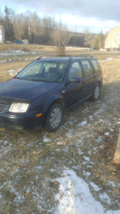 2005 Jetta Wagon for Sale