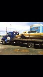 Free car wreck removal!!!