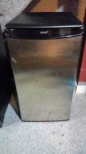 Kenmore Stainless Steel Mini fridge