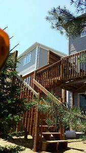 Fence - Decks - Retaining Gardens - Pergolas - Privacy Solutions Cambridge Kitchener Area image 1
