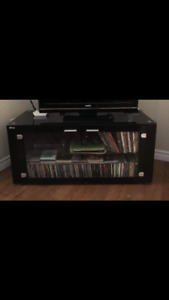 One month old mint condition tv stand