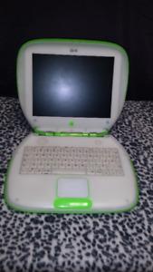 Mac IBook, Vert, vintage, collectionneur