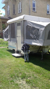 Coleman trailer for sale