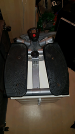Exercise foot stepper
