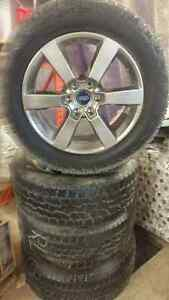 2016 FORD F150 TIRES AND RIMS NEW !!