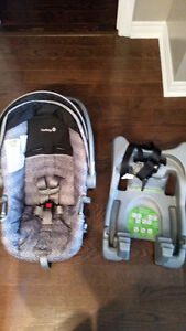 SAFETY 1ST CAR SEAT UP TO 22LBS West Island Greater Montréal image 1