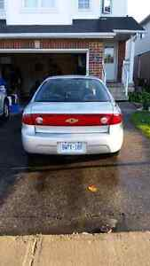 2004 Chevrolet  Cavalier 2.2 ETEC Kitchener / Waterloo Kitchener Area image 7