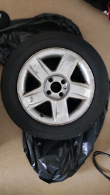 Renault Clio Mk2 Alloy Wheel
