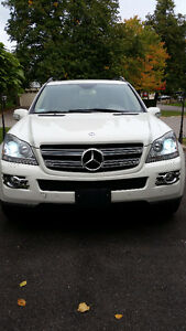 2008 Mercedes-Benz GL-Class GL450 SUV, Crossover