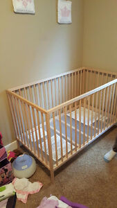 White crib for sale kijiji - 55 00 Baby Crib Gently Used Calgary 17 Hours Ago Baby Crib For Sale